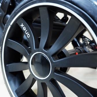 надувные колеса коляски anex sport (анекс спорт)