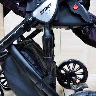 прогулочный блок коляски anex sport (анекс спорт)
