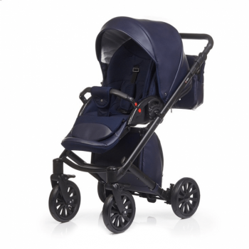 Коляска ANEX CROSS 4 В 1 с базой Isofix, CR(04) navy