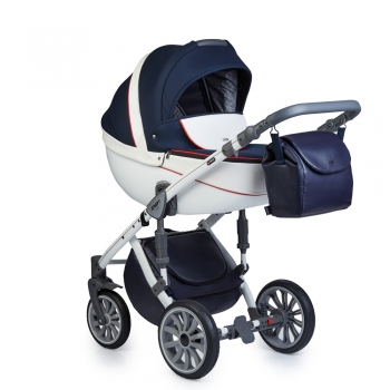 Коляска ANEX SPORT 4 в 1 с базой Isofix Q1 (Sp08) deep sea