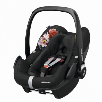 Автокресло Maxi Cosi Pebble Plus (0 - 13 кг), Digital Flower